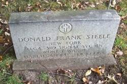 Donald Frank Steele