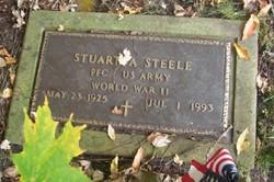 PFC Stuart A. Steele