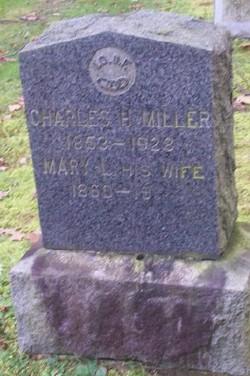 Mary L. <I>Beebe</I> Miller