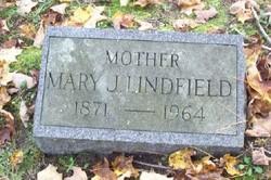 Mary Jane <I>O'Dell</I> Lindfield