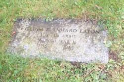 Sgt William Bernhard Eaton
