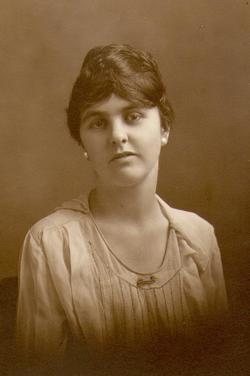 Cora Helen Adelia <I>Moffatt</I> Knudsen