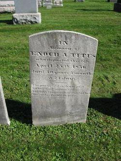 Enoch A. Titus