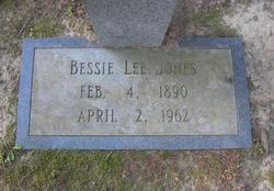 Bessie Lee <I>Rider</I> Jones