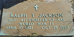 Ralph T. Jackson