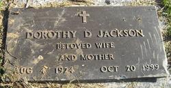 Dorothy D. Jackson