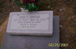 Greg L Shivers