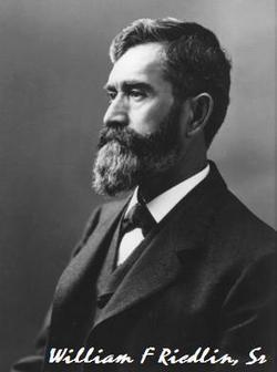 William Ferdinand Riedlin, Sr
