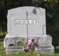 "Friedareka ""Reke"" <I>Kohlmetz</I> Muller"