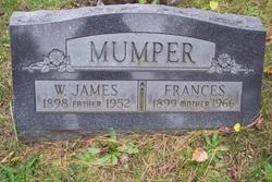 Frances Susannah <I>Ritter</I> Mumper