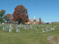Mount Clinton Mennonite Church Cemetery