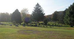 Port Crane Cemetery