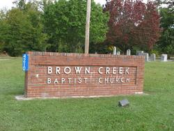 Brown Creek Baptist Church Cemetery