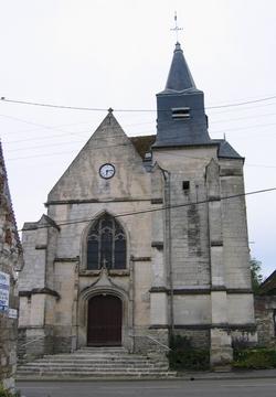 Noroy Churchyard