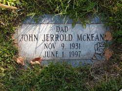 John Jerrold McKean