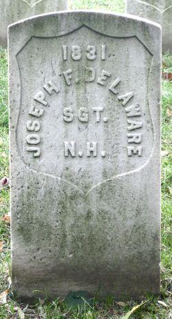 Joseph F Delaware