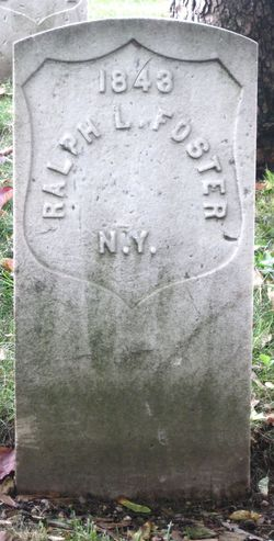 Ralph L Foster
