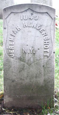 PVT Jeremiah Hendershott