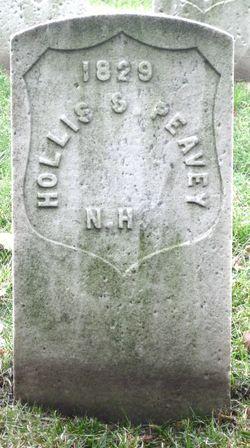 Pvt Hollis S. Peavey