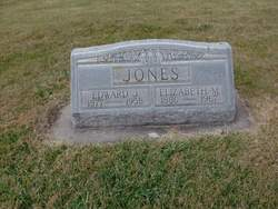 "Mary Elizabeth ""Lizzie"" <I>Fisbeck</I> Jones"