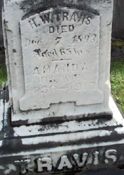 Hamilton W. Travis