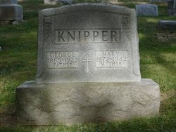Mary <I>Sehlhorst</I> Knipper