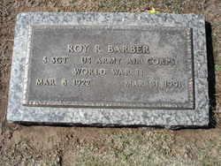 Roy R Barber