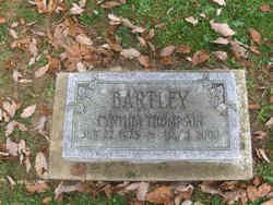 Cynthia Lowell <I>Thompson</I> Bartley