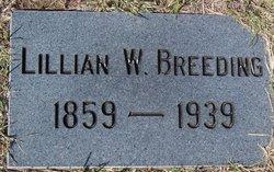 Lillian <I>Wright</I> Breeding
