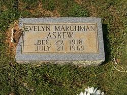 Evelyn <I>Marchman</I> Askew