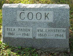 William Lanstrom Cook