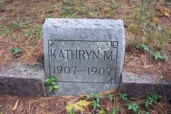 Kathryn M Bettys