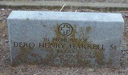 Dero Henry Harrell, Sr