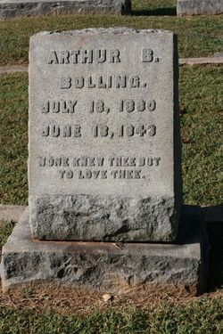 Arthur B Bolling