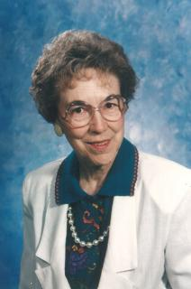 Helen Bernice <I>Krieg</I> Thomas