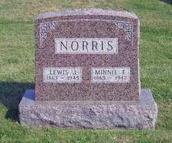 Minnie E. <I>Crist</I> Norris