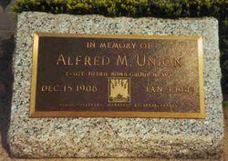 TSgt. Alfred M Union