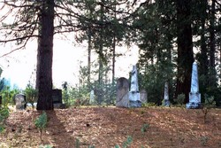 Indian Diggings Cemetery