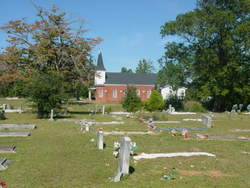 Carvers Creek AME Zion Church Cemetery