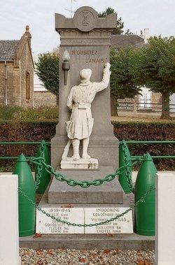 Monument aux Morts, Commune de Blagny