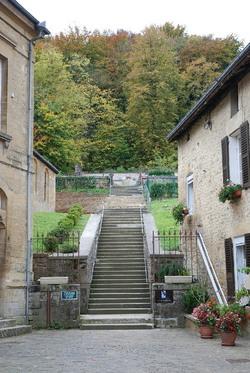 Haraucourt Churchyard
