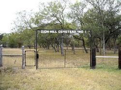 Zion Hill Cemetery #1