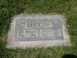 Fredericka Erickson