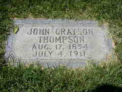 John Grayson Thompson