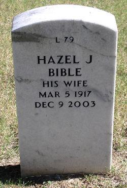 Hazel <I>Johnson</I> Bible