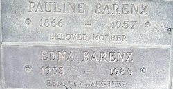 Edna Barenz