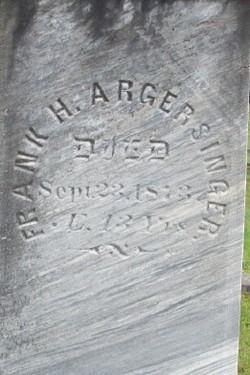 Frank H. Argersinger