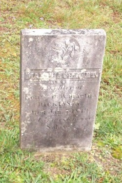 Martha Gennett Dickinson