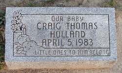 Craig Thomas Holland
