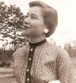 Mildred Peggy <I>Hurt</I> Miller